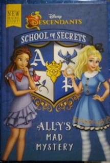 School Of Secret's Ally's Mad Mystery.