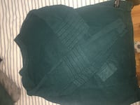 Green hoodie CORE by Jack and Jones shirt long sleeved Montreal