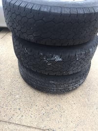 still in good condition,I don't need them anymore P245/75R17 Falls Church, 22041