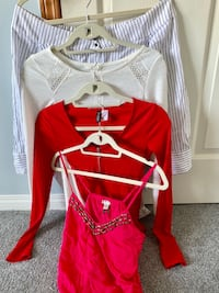 Closet clean out size s-xs Calgary, T3A 5V7