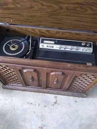 Floor Stereo Console