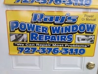 electric window repair Port Richey