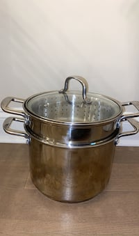 Pot & two size strainers w/ lid Baltimore, 21202