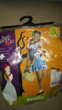The Wizard of Oz Dorothy costume pack Gatineau, J8R 4B2