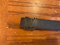Louis Vuitton belt authentic Toronto, M9A 3J9
