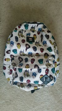 Vans Avengers Backpack New Westminster, V3M