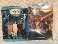 STAR WARS Trading card & Roleplaying games