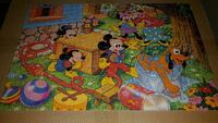 Puzzle Mickey Mouse 250 Teile