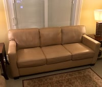 Leather Couch Mississauga