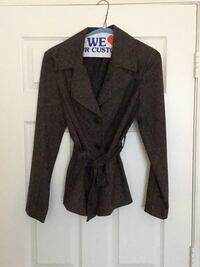 Brown jacket size 8 Frederick, 21701