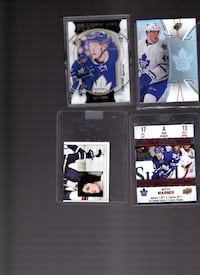 lot of leafs cards Toronto