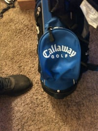 2 Callaway jr XJ series golf bags new