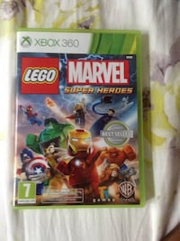 Lego Marvel Super Heroes Xbox 360 game case Bengaluru South, 560066