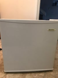 White single-door refrigerator Edmonton, T6L 1P2