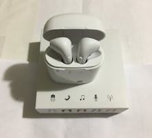 Wireless Bluetooth earbuds for all iPhones and all android phones