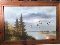 Painting of Ducks Boyce, 22620