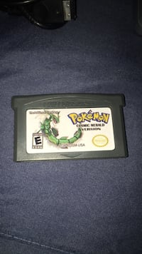 Gameboy Advanced SP - W/ charger and hacked pokemon game Whitehall, 18052