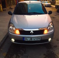 2012 Renault Symbol AUTHENTIQUE EDITION 1.5 DCI 65 BG Kartal
