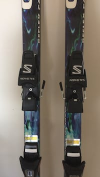 Salomon snow skis Calgary, T2A 0K4