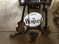 Beatles rock band with game Columbus, 43235