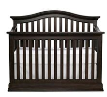 4-in-1 Convertible Crib in Expresso Color