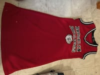 Red & White bulls jersey Edmonton, T5A 3M8