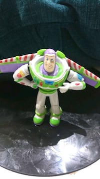 Figura pvc de buzz lightyear toy story  Madrid, 28019