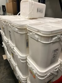 Free 5 gallon Buckets for Recycle - READ message HOUSTON