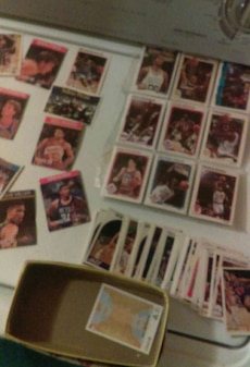 Basket Ball Cards