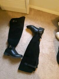 Knee Boots Size 8 Rochester, 15074