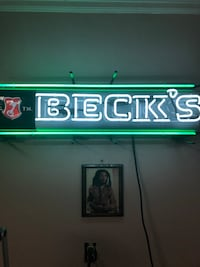 green and white neon light signage Laurel, 20723