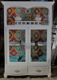 China cabinets, are not just for china anymore Edmonton