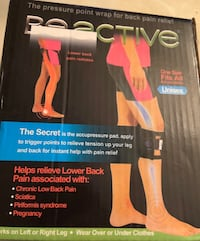 Pressure point wrap for back pain Long Beach, 90805