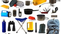 WANTED: camping related equipment  Aurora, L4G