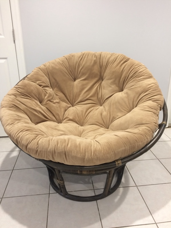 Pier 1 Papasan Chair Great Condition