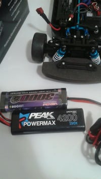 Lipo and Nickel battery for rc Toronto, M3A 2Y3