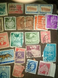 assorted-color postage stamp lot Palmdale, 93550