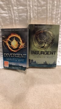 Divergent Insurgent books Los Angeles, 91364