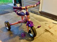 children's pink and purple trike Joint Base Lewis-McChord, 98433