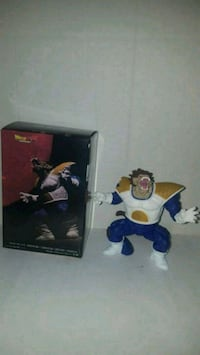 figura ozaru vegeta dragon ball