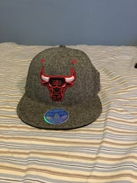 Chicago Bulls Fitted (Worn Twice Briefly)  Fergus, N1M 1P6