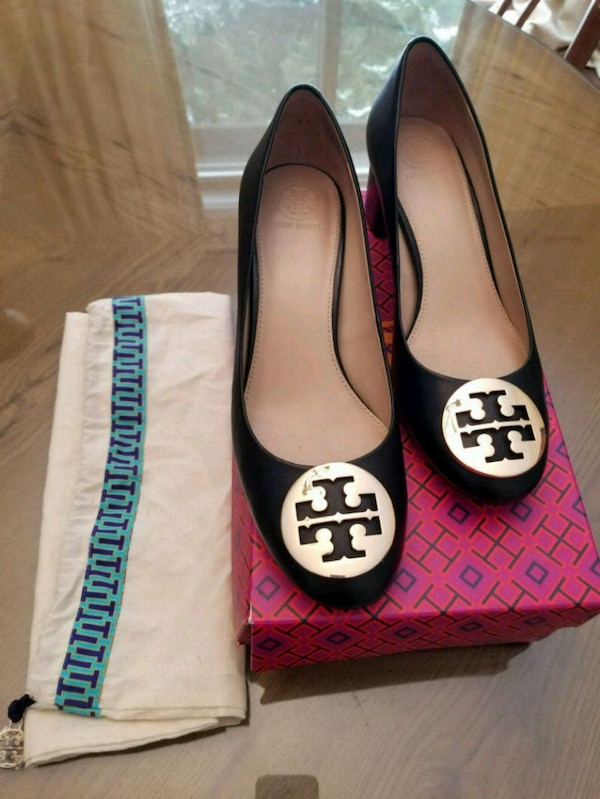 Tory Burch show Janey, 50 mm bump size 9