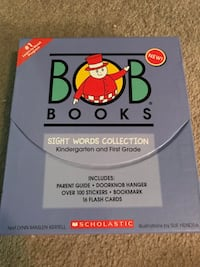 BOB books—20 books collection for kindergarten and first grade