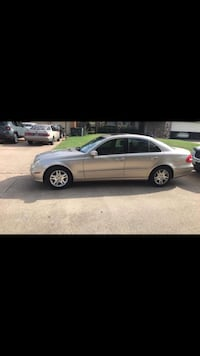 2004 Mercedes E Oklahoma City