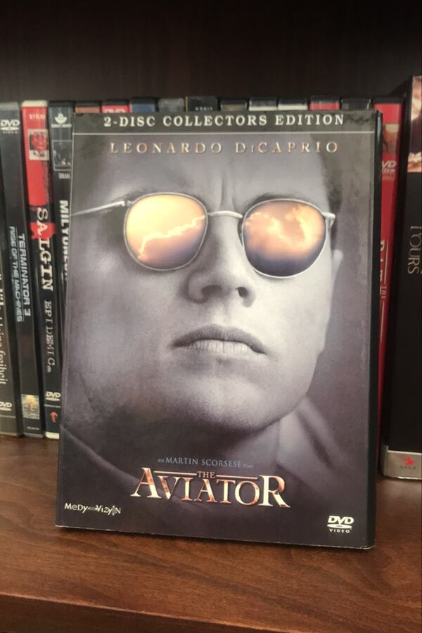 Aviator DVD Film 0