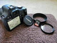 Canon t1i Beginner's Photography Bundle (10 items)