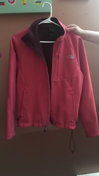 red zip-up jacket St. John's, A1E 4K7