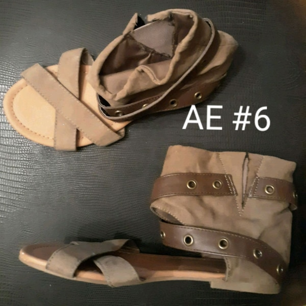 ac7583347cda7a Used Chanclas American Eagle for sale in Laredo - letgo