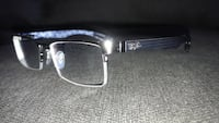 black framed Ray-Ban eyeglasses Moncton, E1C 6L6