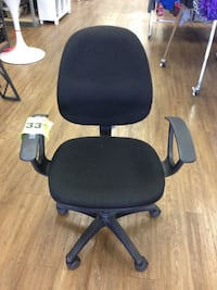New Black Office Chair Hawaiian Gardens